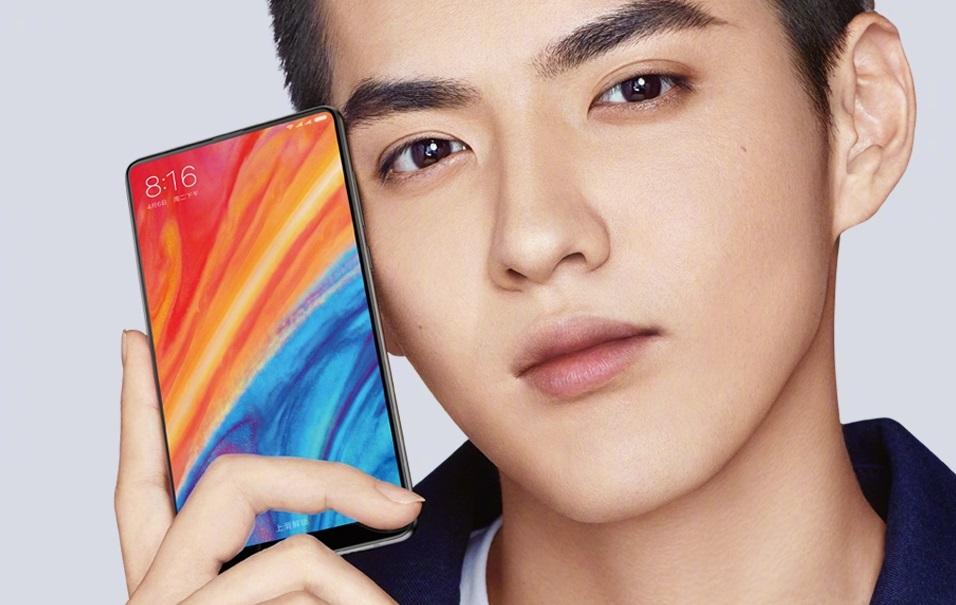 Xiaomi Mi Mix 2S : de nouvelles informations officielles, notamment son design ! ()