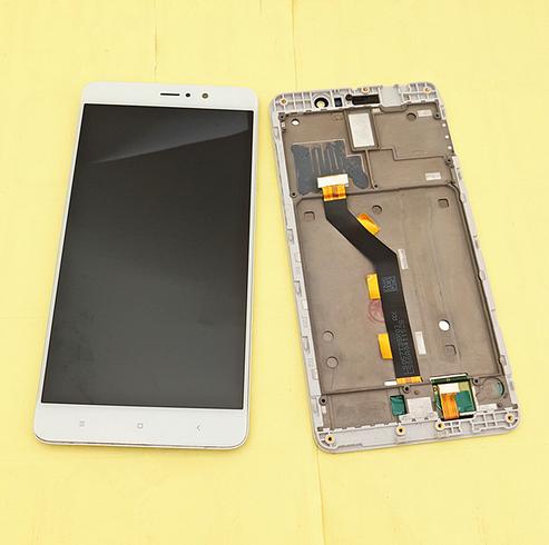 Xiaomi Mi5s Plus - Écran LCD avec tactile (Blanc) ()