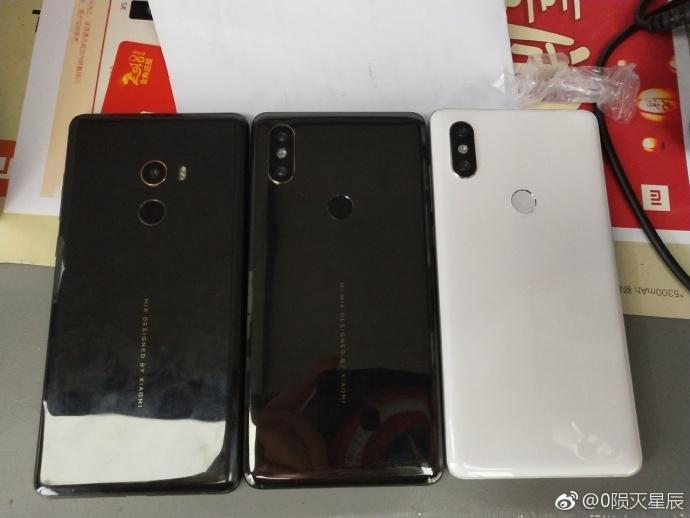 Tout sur le Xiaomi Mi Mix 2S ()