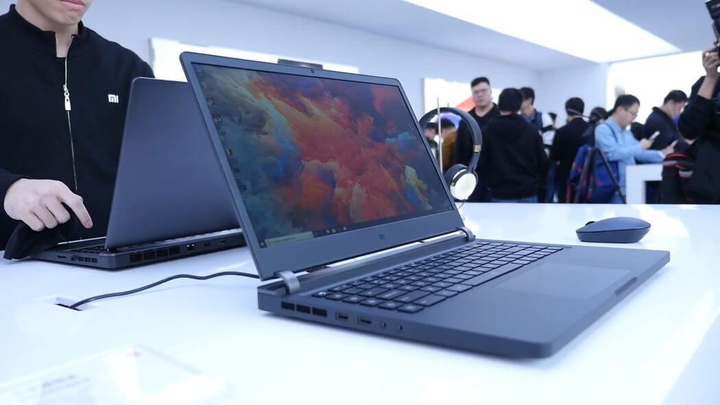 Tout sur le Xiaomi Mi Gaming Laptop ()
