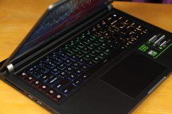 Unboxing du Xiaomi Mi Gaming Laptop ()