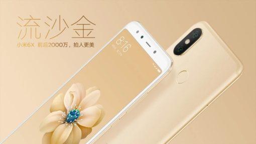 Xiaomi Mi6X (4GB RAM / 64GB ROM) ()