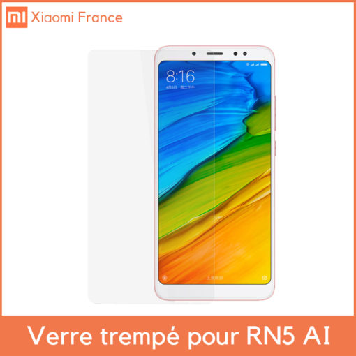 Xiaomi Redmi Note 5 AI - Protection écran (Verre ou PET) ()