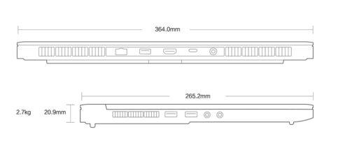 Xiaomi Mi Gaming Laptop (Version 2019) ()