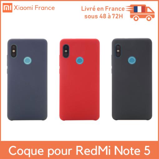 Xiaomi Redmi Note 5 AI - Coque de protection ()