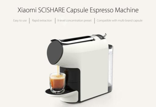 Xiaomi SCISHARE Capsule Espresso (Machine à café) ()
