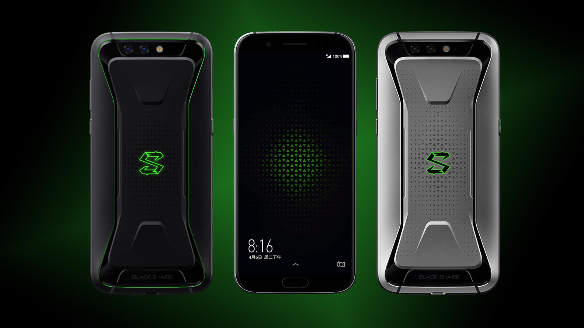 Tout sur le Black Shark, le smartphone ultime pour les gamers ()