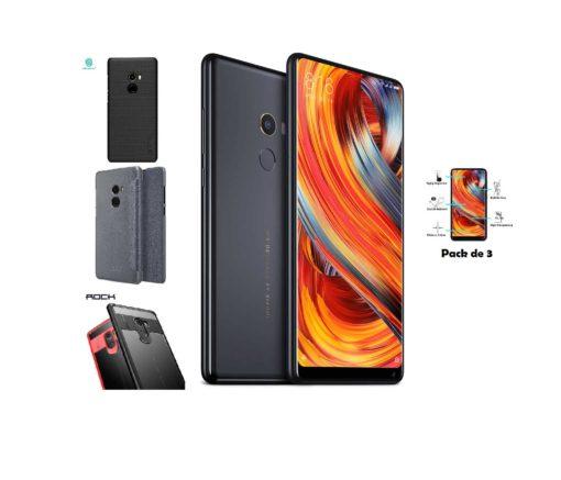 Xiaomi Mi Mix 2 (6GB/64GB) - Reconditionné - Garantie 2 ans ()