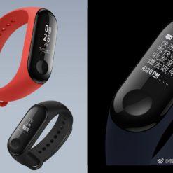 Xiaomi Mi Band 3 Version NFC (Précommande Septembre) ()