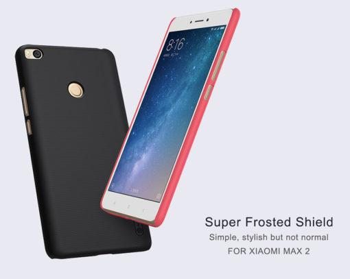 Mi Max 2 - Nillkin Frosted (Coque de Protection) ()