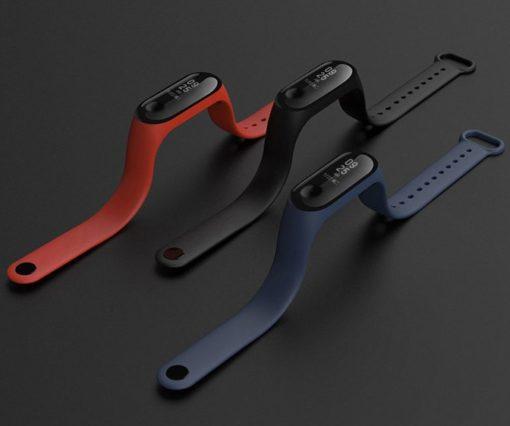 Xiaomi Mi Band 3 et 4 - Bracelet Coloré ()