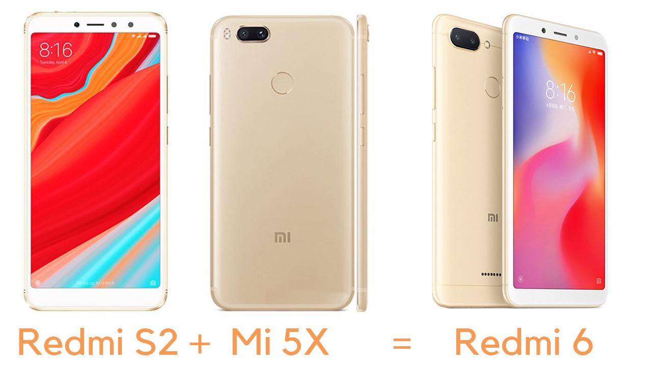 Xiaomi Redmi 6, une déception ()
