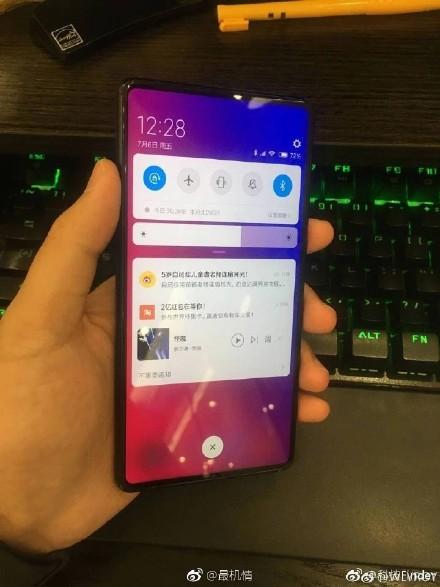 Tout ce que l'on sait sur le Xiaomi Mi Mix 3 ()