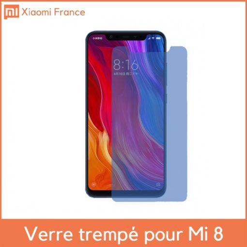 Xiaomi Mi8 - Protection écran (Verre ou PET) ()