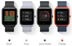 Xiaomi Amazfit Bip : La montre connectée chic et pas cher ()