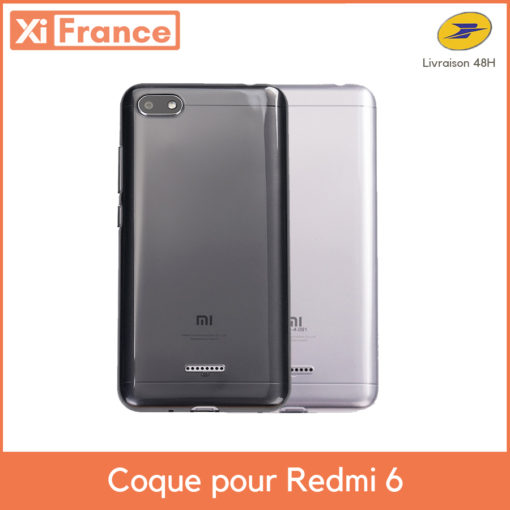 Xiaomi Redmi 6 - Coque de protection ()