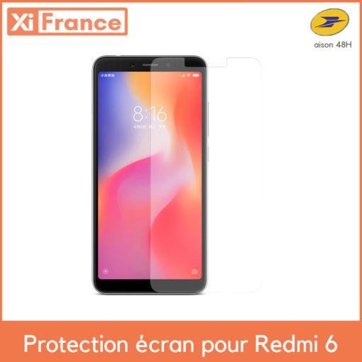 Xiaomi Redmi 6 - Protection écran PET (Stock FR) ()