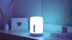 lampe connectée xiaomi mi bedside 2