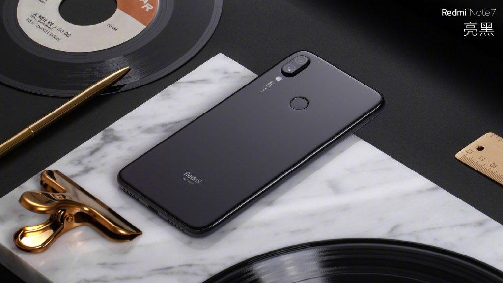 Redmi Note 7 officiel : un excellent milieu de gamme abordable ()