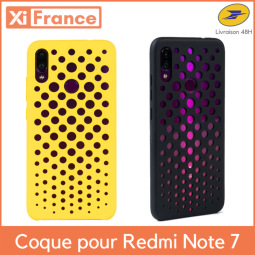 Coque pour Redmi Note 7- Marque Xiaomi ()