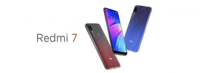 Xiaomi Redmi 7 : Une nouvelle référence dans l'entrée de gamme ? ()