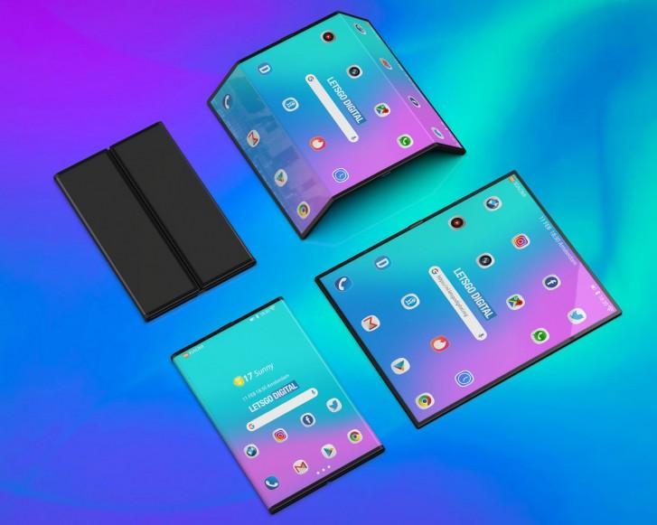 Xiaomi Mi Fold : Ecran pliable à moins de 1000€ ()