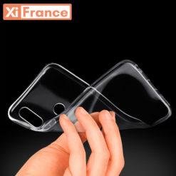 Coque Transparente Xiaomi Redmi Note 7 ()