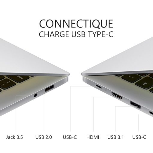 redmibook 14 connectique