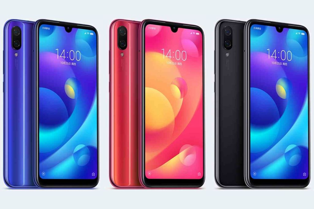 xiaomi quel smartphone choisir 2019