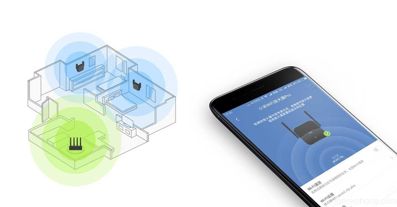 Xiaomi WiFi Amplifier Pro 300