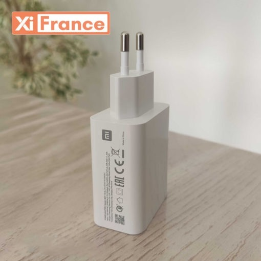 chargeur 27w xiaomi rapide
