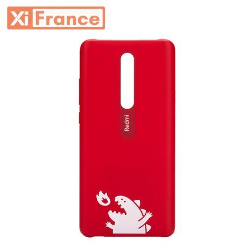 coque-xiaomi-mi-9t-rouge