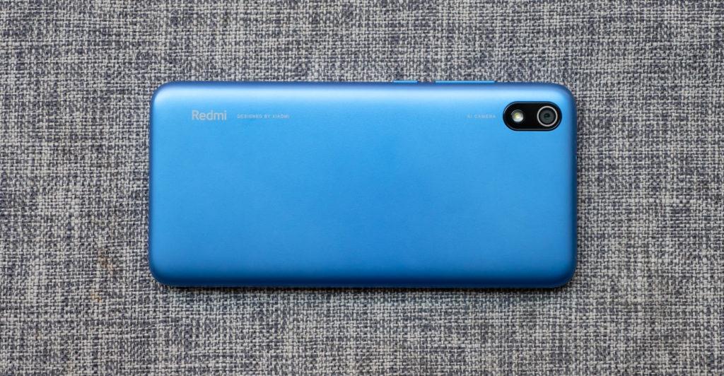 Xiaomi Redmi 7A, le test complet ()