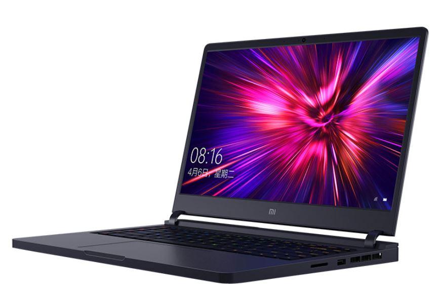 Tout savoir sur le Xiaomi Mi Gaming Laptop 2019 ()