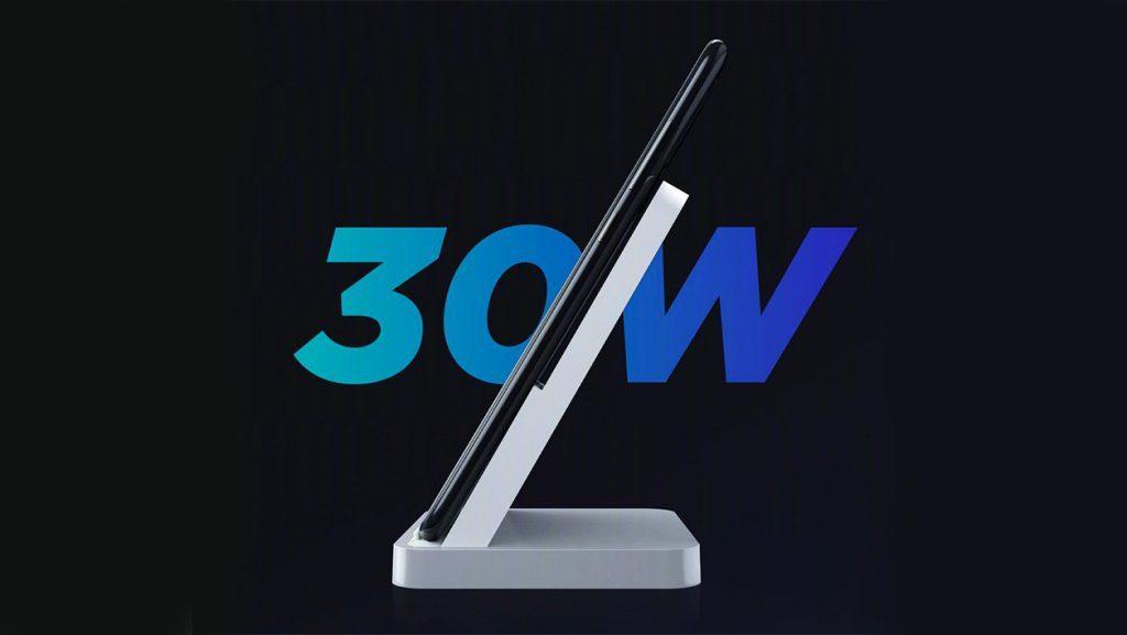 chargeur sans fil 30W