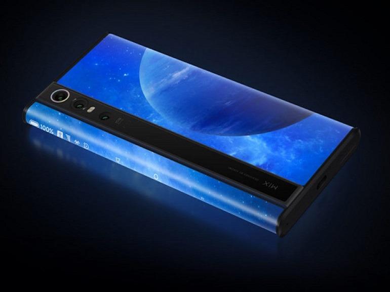Xiaomi Mi Mix Alpha : date de sortie, prix et caractéristiques ()