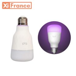xiaomi yeelight ampoule connectée