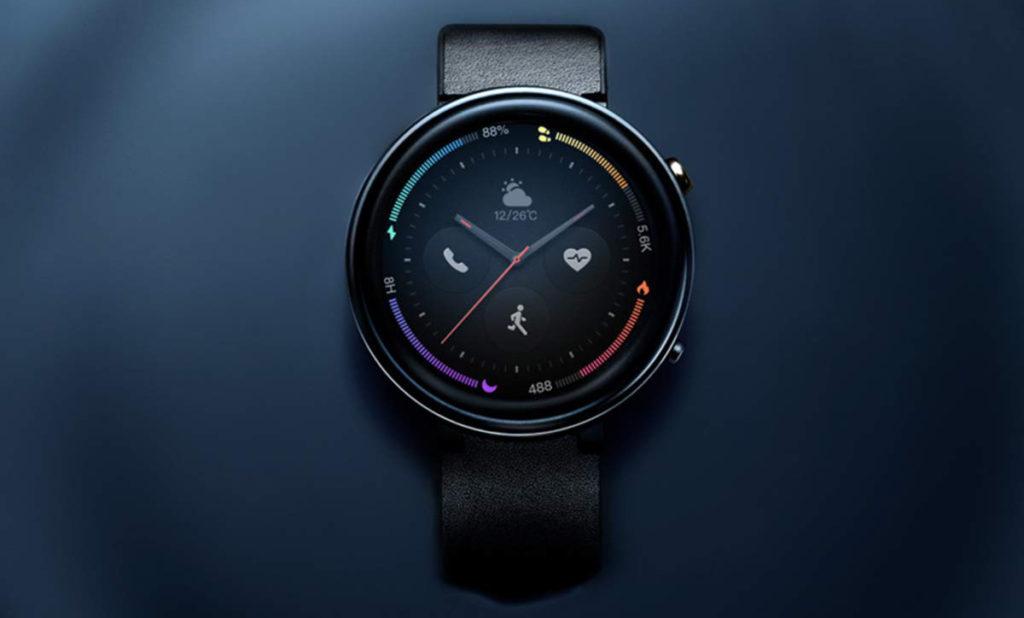 amazfit nexo smartwatch