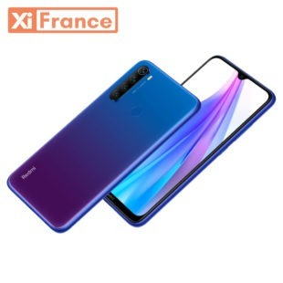 xiaomi redmi note 8t bleu france