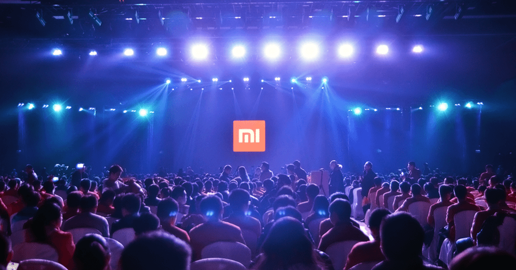 Xiaomi conférence Mai 2018