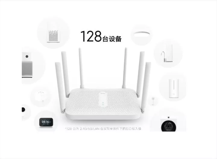 Router Xiaomi Redmi AC2100 utilisation avec Mi Home et les appareils intelligents Xiaomi