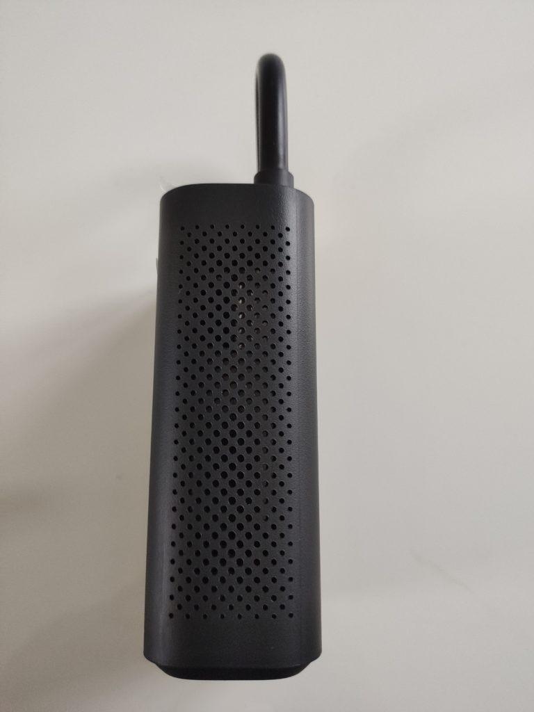 Xiaomi Mi Air Pump : Test de la pompe portable Xiaomi ()