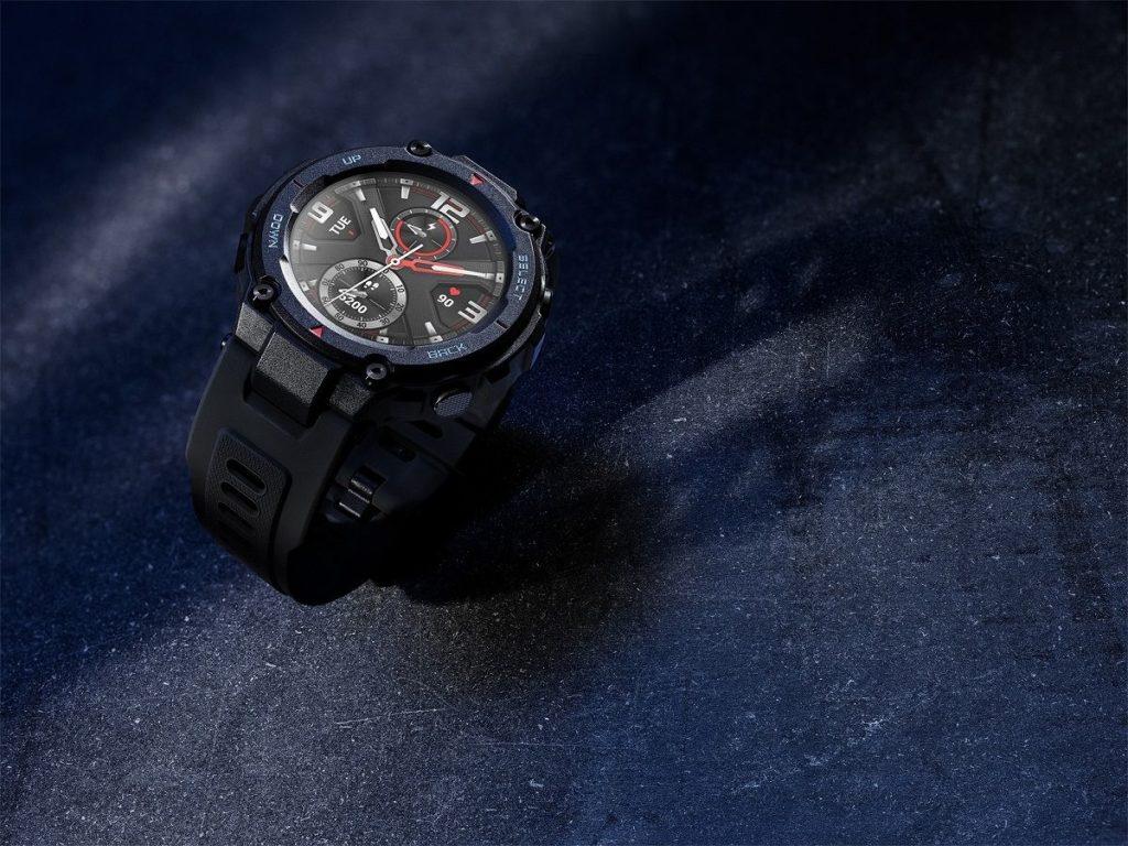Amazfit T Rex : la montre prête à tout endurer en 2020 ! ()
