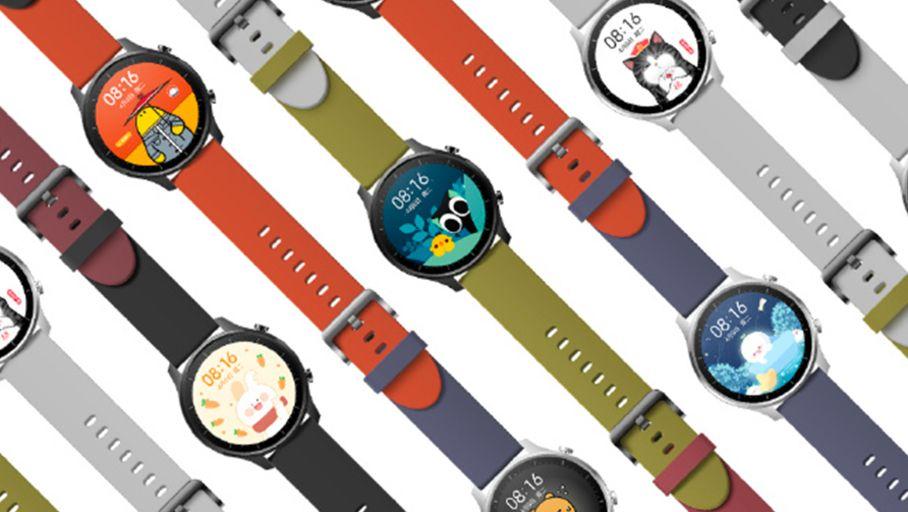 Mi Watch Color : Xiaomi annonce sa nouvelle montre ()