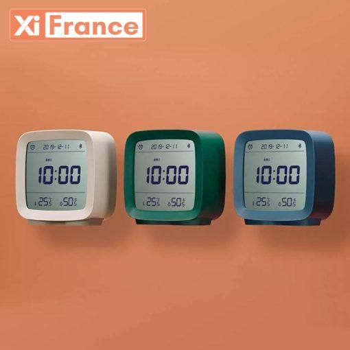 reveil xiaomi qingping alarm clock couleurs