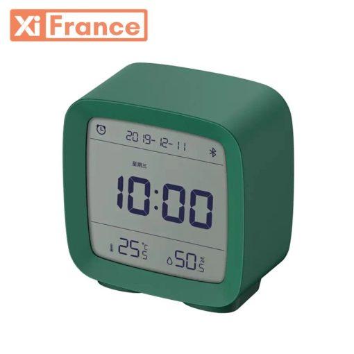 reveil xiaomi qingping alarm clock vert