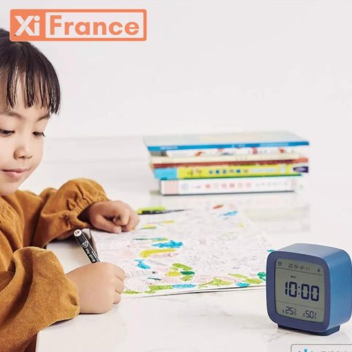 reveil xiaomi qingping alarm clock fiche technique