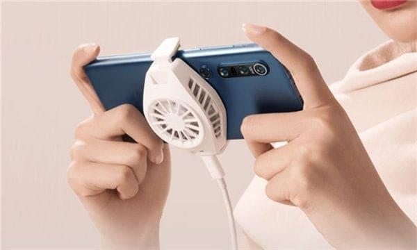 Ventilateur pour smartphone Xiaomi : des performances record ()