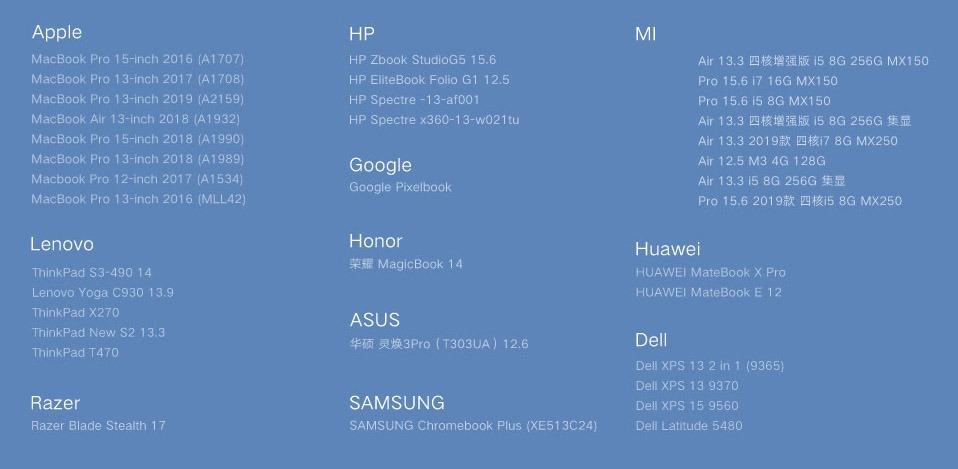pc compatibles xiaomi chargeur 65w