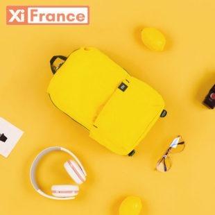 sac à dos jaune xiaomi pas cher